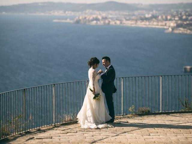 Il matrimonio di Antonio e Nancy a Napoli, Napoli 38
