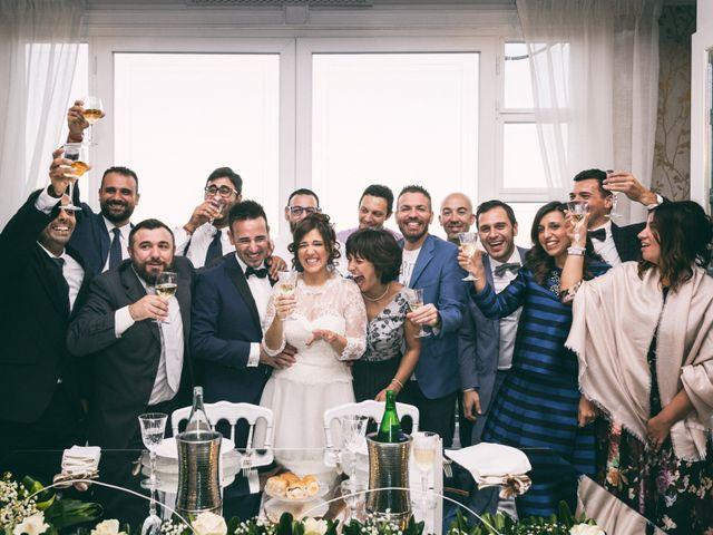 Il matrimonio di Antonio e Nancy a Napoli, Napoli 50