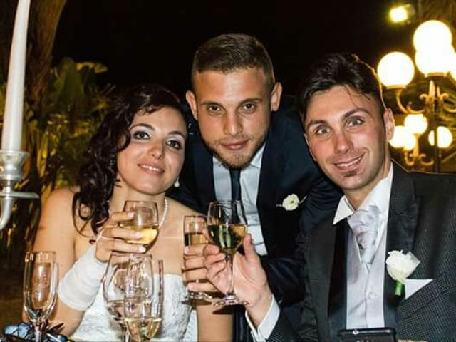 Il matrimonio di Luciano e Giusy a Monreale, Palermo 1