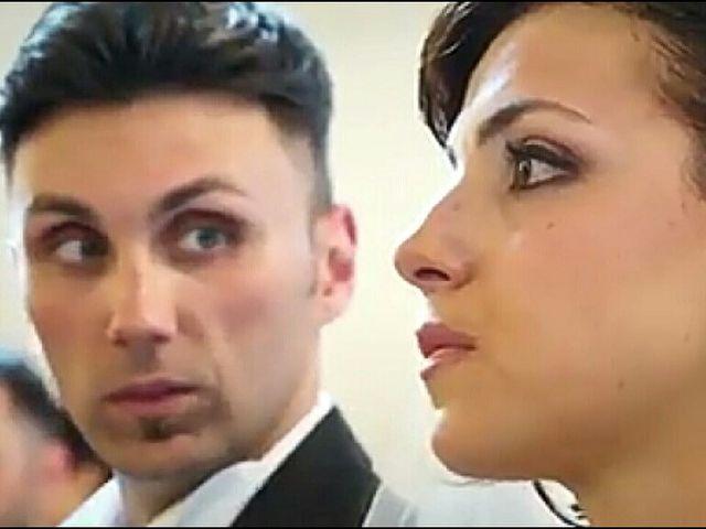 le nozze di Giusy e Luciano