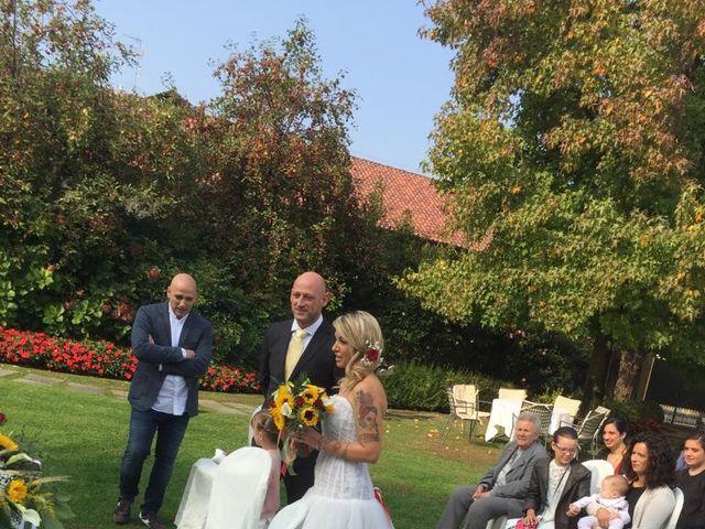 Il matrimonio di Walter  e Sabrina  a Rovellasca, Como 8