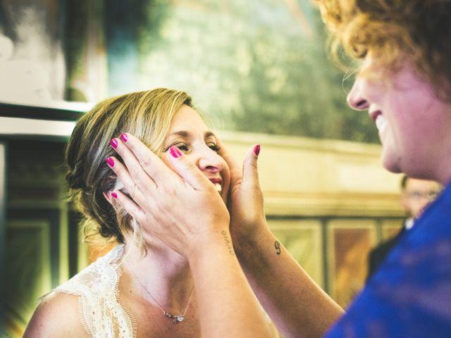 Il matrimonio di Andrea e Laura a San Miniato, Pisa 3