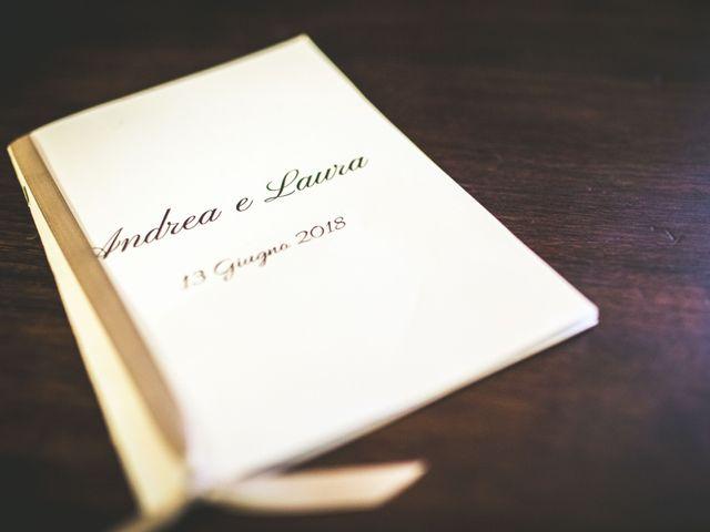 Il matrimonio di Andrea e Laura a San Miniato, Pisa 4