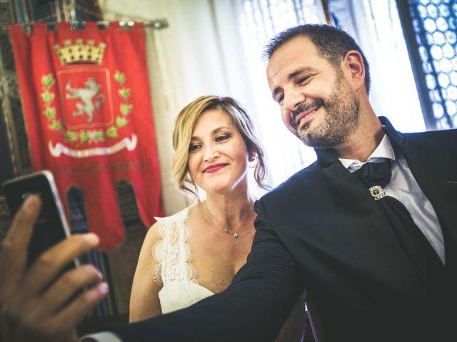 Il matrimonio di Andrea e Laura a San Miniato, Pisa 6