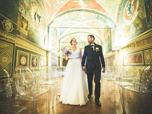Il matrimonio di Andrea e Laura a San Miniato, Pisa 7
