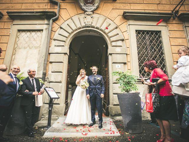 Il matrimonio di Andrea e Laura a San Miniato, Pisa 8