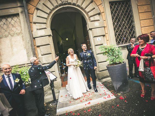 Il matrimonio di Andrea e Laura a San Miniato, Pisa 9