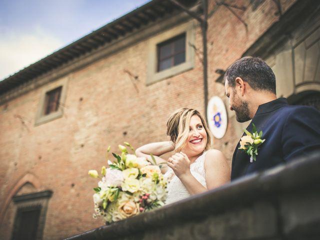 Il matrimonio di Andrea e Laura a San Miniato, Pisa 13