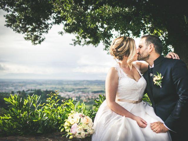 Il matrimonio di Andrea e Laura a San Miniato, Pisa 14