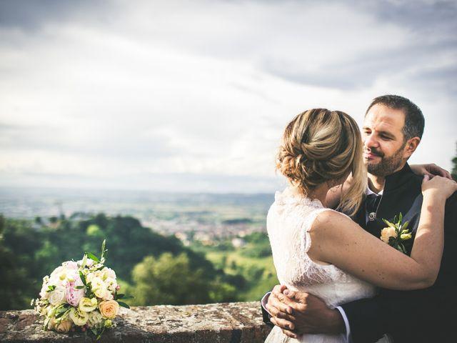 Il matrimonio di Andrea e Laura a San Miniato, Pisa 16
