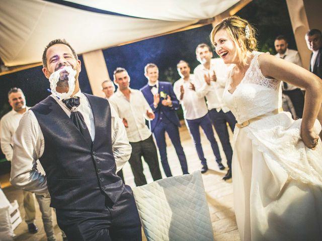 Il matrimonio di Andrea e Laura a San Miniato, Pisa 20