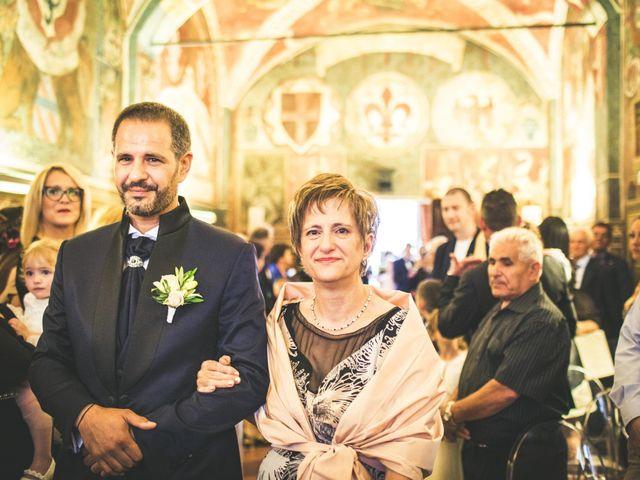 Il matrimonio di Andrea e Laura a San Miniato, Pisa 31