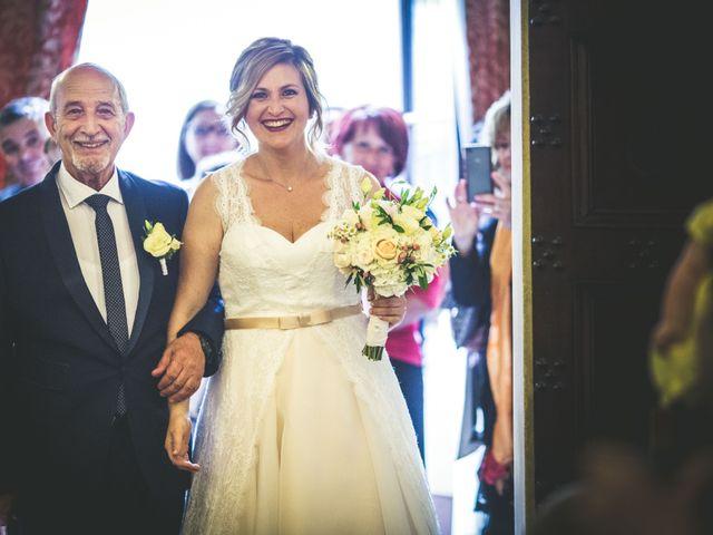Il matrimonio di Andrea e Laura a San Miniato, Pisa 39