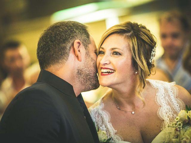 Il matrimonio di Andrea e Laura a San Miniato, Pisa 40