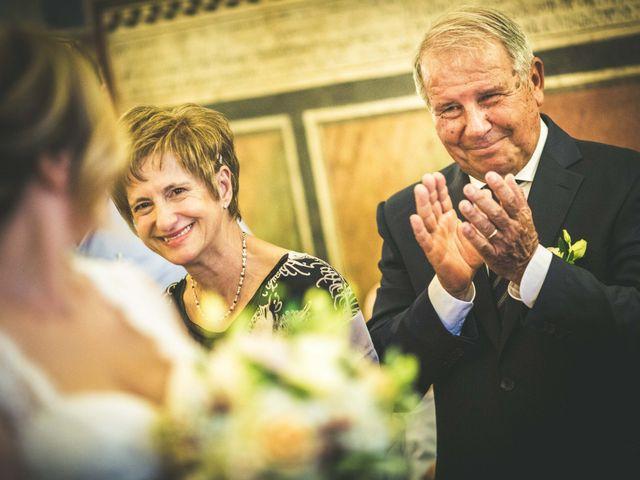 Il matrimonio di Andrea e Laura a San Miniato, Pisa 41