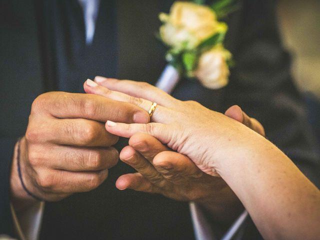 Il matrimonio di Andrea e Laura a San Miniato, Pisa 42