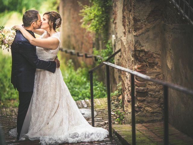 Il matrimonio di Andrea e Laura a San Miniato, Pisa 48