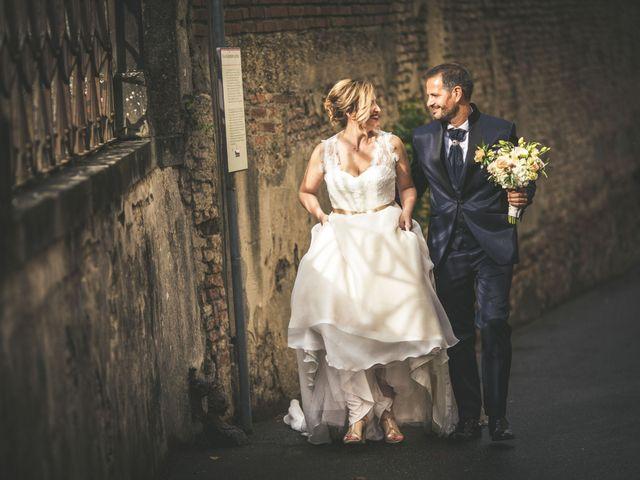 Il matrimonio di Andrea e Laura a San Miniato, Pisa 49