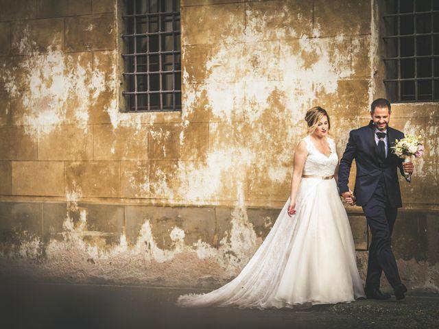 Il matrimonio di Andrea e Laura a San Miniato, Pisa 50