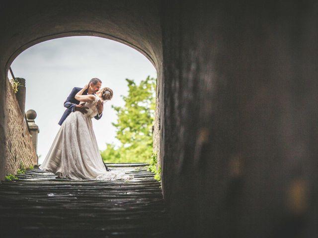 Il matrimonio di Andrea e Laura a San Miniato, Pisa 51