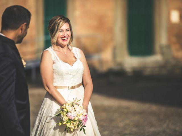 Il matrimonio di Andrea e Laura a San Miniato, Pisa 57