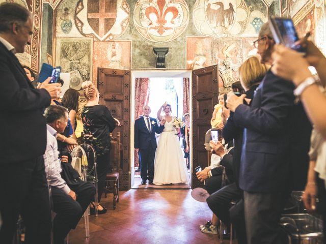Il matrimonio di Andrea e Laura a San Miniato, Pisa 64