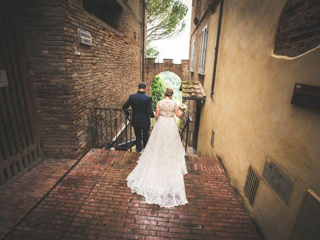 Il matrimonio di Andrea e Laura a San Miniato, Pisa 66