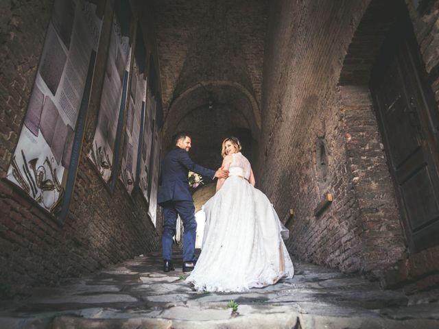Il matrimonio di Andrea e Laura a San Miniato, Pisa 67