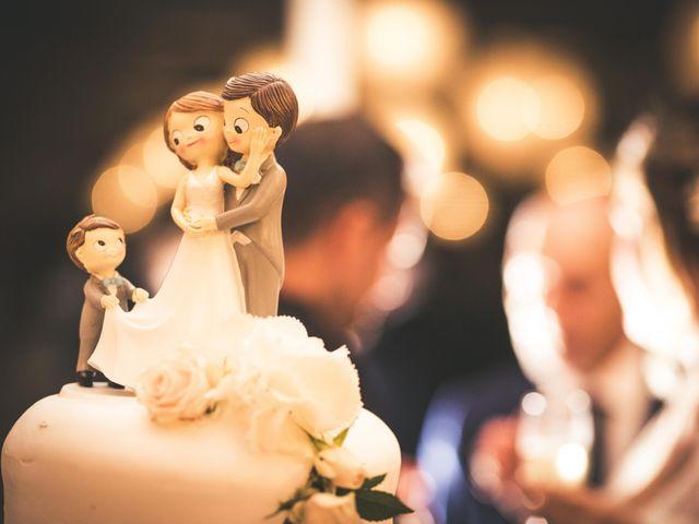 Il matrimonio di Andrea e Laura a San Miniato, Pisa 68