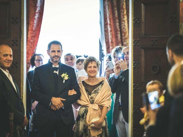 Il matrimonio di Andrea e Laura a San Miniato, Pisa 74