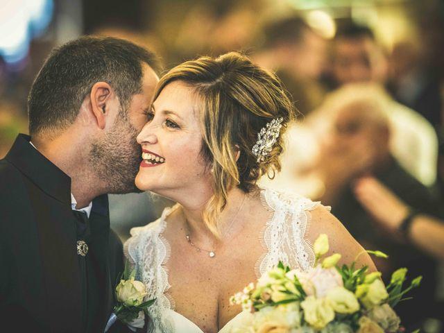 Il matrimonio di Andrea e Laura a San Miniato, Pisa 79