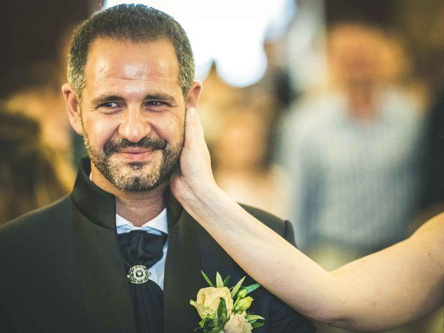 Il matrimonio di Andrea e Laura a San Miniato, Pisa 80