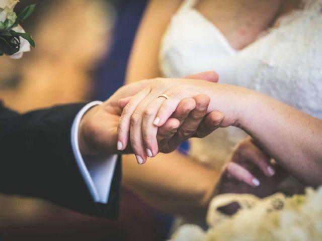 Il matrimonio di Andrea e Laura a San Miniato, Pisa 83