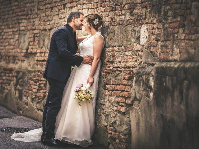Il matrimonio di Andrea e Laura a San Miniato, Pisa 86