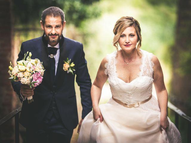 Il matrimonio di Andrea e Laura a San Miniato, Pisa 87