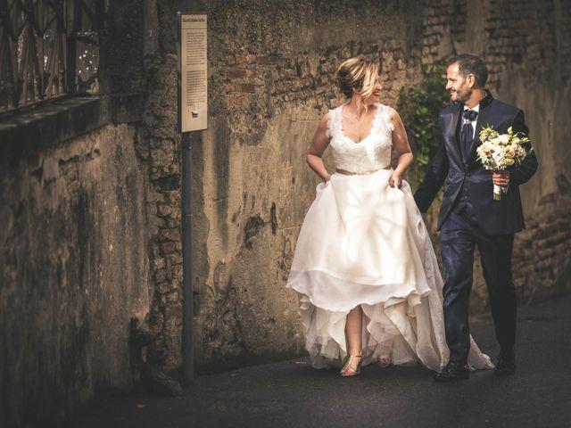 Il matrimonio di Andrea e Laura a San Miniato, Pisa 88