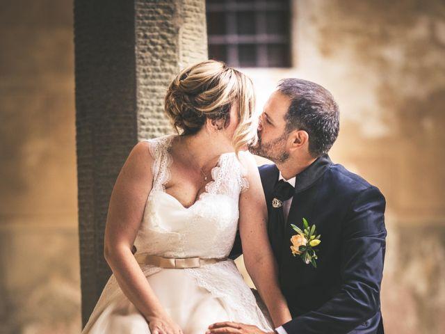 Il matrimonio di Andrea e Laura a San Miniato, Pisa 89