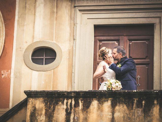 Il matrimonio di Andrea e Laura a San Miniato, Pisa 90
