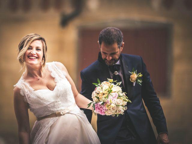 Il matrimonio di Andrea e Laura a San Miniato, Pisa 92