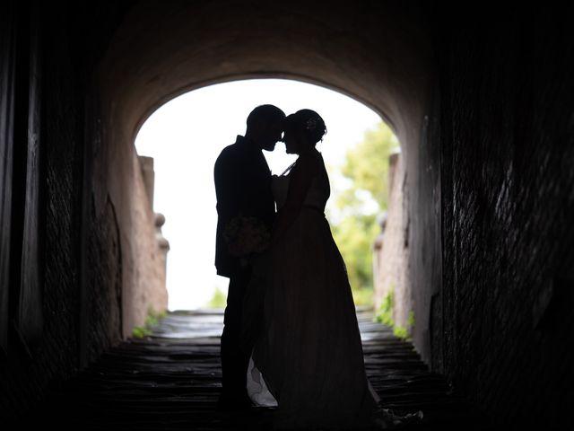 Il matrimonio di Andrea e Laura a San Miniato, Pisa 93