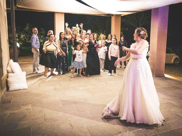 Il matrimonio di Andrea e Laura a San Miniato, Pisa 94