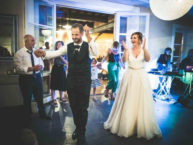 Il matrimonio di Andrea e Laura a San Miniato, Pisa 96