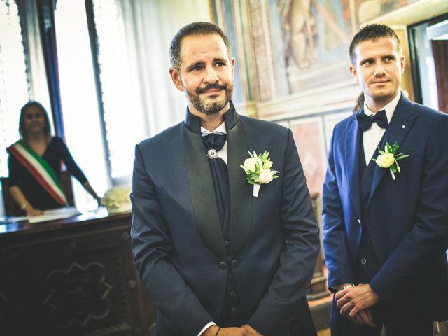 Il matrimonio di Andrea e Laura a San Miniato, Pisa 97