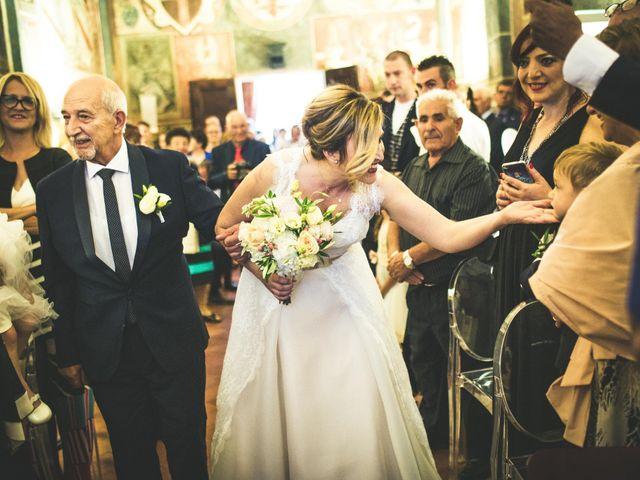 Il matrimonio di Andrea e Laura a San Miniato, Pisa 98