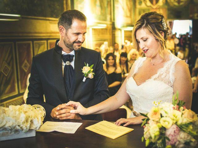 Il matrimonio di Andrea e Laura a San Miniato, Pisa 100