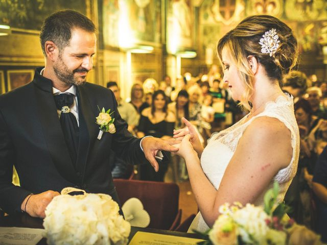Il matrimonio di Andrea e Laura a San Miniato, Pisa 102
