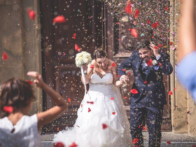 Il matrimonio di Luca e Silvia a Piombino, Livorno 1