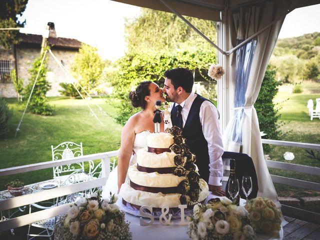 Il matrimonio di Luca e Silvia a Piombino, Livorno 8