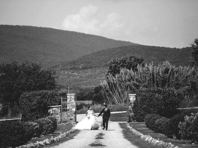 Il matrimonio di Luca e Silvia a Piombino, Livorno 11