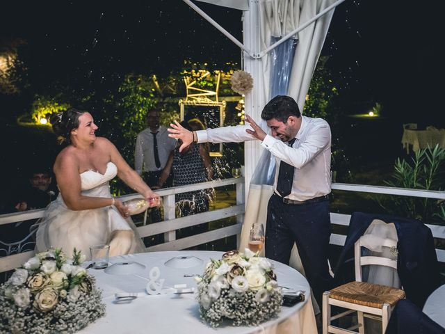 Il matrimonio di Luca e Silvia a Piombino, Livorno 18